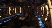 Konferenční místnost na lodi Cestovatelů
