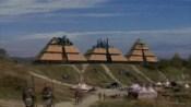 Heru'ur si staví pro loď Cheops pyramidy
