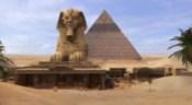Loď Cheops v Egyptě