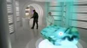 Holografický 3D model okolí lodě