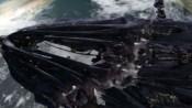 Toddův úl se rozlomí nad Atlantidou