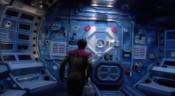 Interier raketoplánu