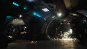 Interier lodi Ursinů