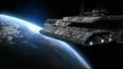 Odyssea skenuje planetu, ze které má přijít útok na Zemi