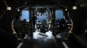 Kabina raketoplánu