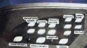 Popis konzol raketoplánu