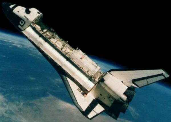 Vesmírný raketoplán