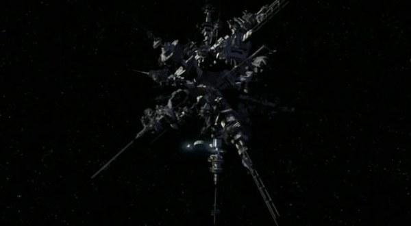 Obranný satelit