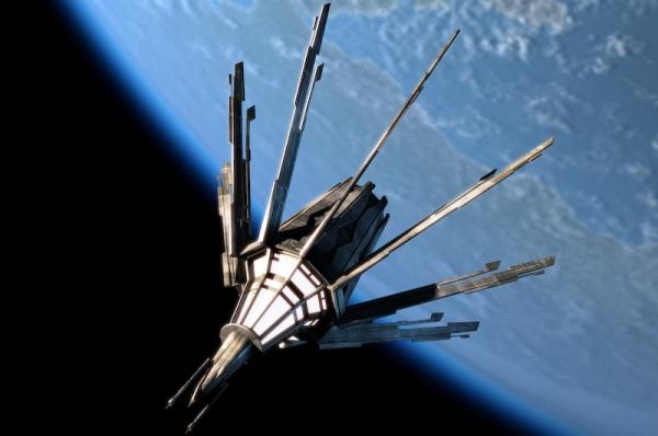 Pozorovací satelit
