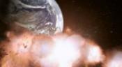 Těžce ozbrojená loď ničí drony v závodu