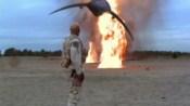 Apophisův kluzák před sestřelením (Smrtící kluzák)