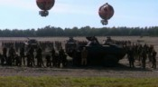Design tagreanského obrněného balónu