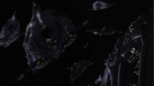 Wraithská flotila lodí