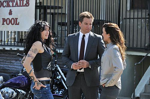 Claudia Black v seriálu NCIS