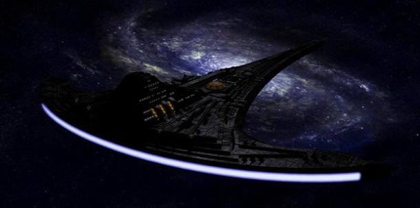 Destiny odlétá do další galaxie a už se neobjeví, sbohem