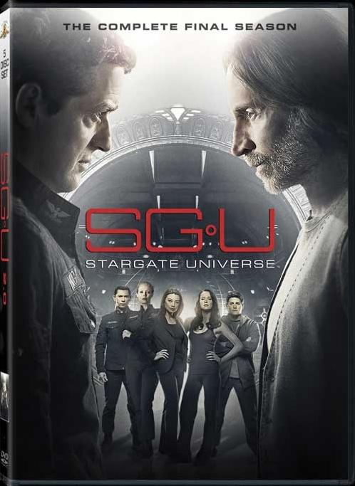 SGU S2 DVD
