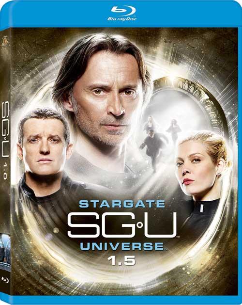 Blu-ray obal na SGU 1.5
