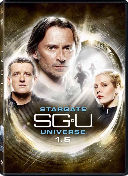 DVD obal na SGU 1.5