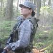 Vojáci v lese