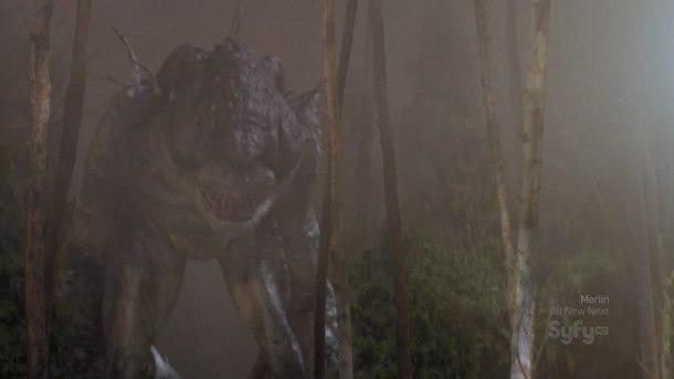 Dinosauru podobný tvor