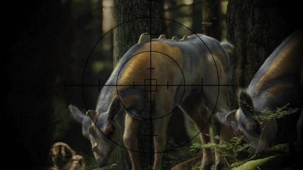 Vesmírný jelen