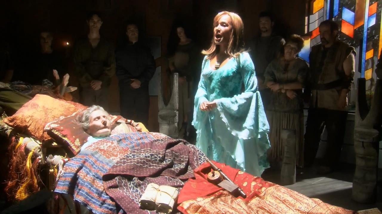 Pěvecké kvality Rachel Luttrell byly využity v seriálu