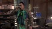 Štít zabránil McKayovi v pití kávy