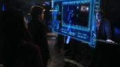 Dálkové senzory Destiny odhalily řídící lodě