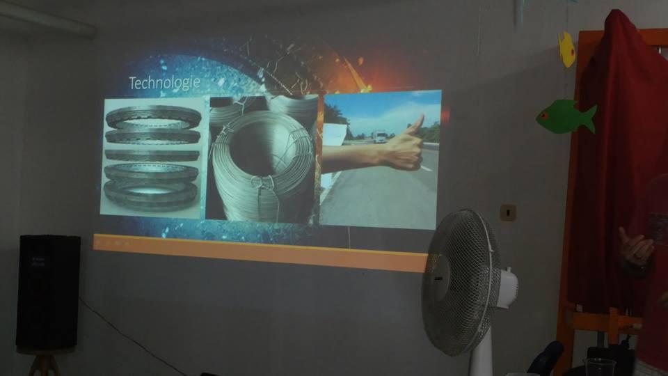 Přednáška o technologiích