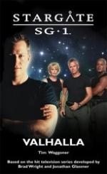 Recenze knihy Stargate SG-1: Valhalla od Waggonera