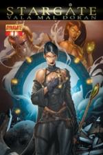 Preview komiksu Stargate: Vala Mal Doran
