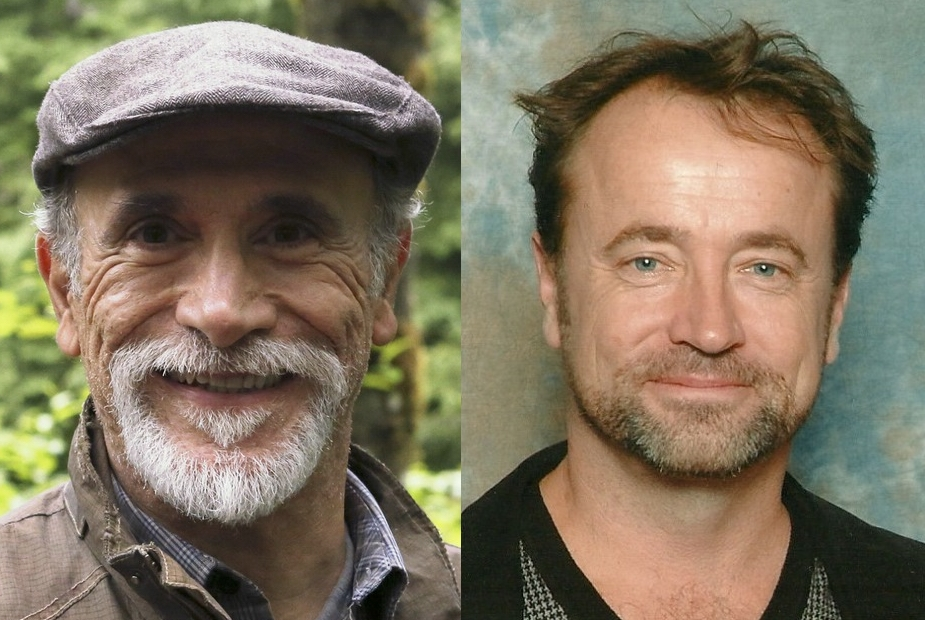 Tony Amendola a David Nykl