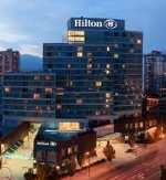 Hotel Hilton, v němž se Con konal