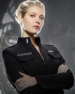 Alaina Huffman jako Tamara Johansenová v SGU