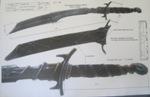 Koncept SGA - Rononův meč