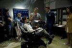 Natáčení SGU 1x16 - Sabotage