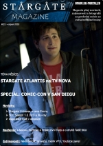 Stargate Magazín #01