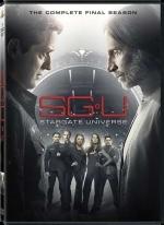 Druhá sezóna Stargate Universe na Blu-ray a DVD již 4. července