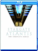 Kompletná séria Stargate Atlantis na Blu-Ray