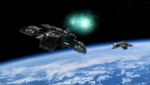 Pozemské lodě v databázi